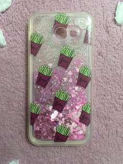 Softcase Water Glitter for Samsung Galaxy A5 2017