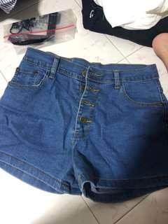 🚚 High waist short