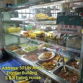 🚚 Malay Muslim foodstall for takeover
