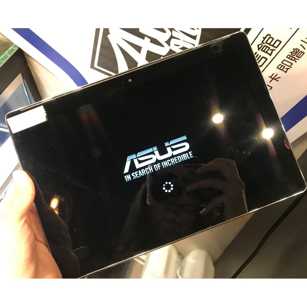 追劇神器 二手ASUS Z300C 高雄實體店面  機子9成新 機況佳 二手平板 平板分期