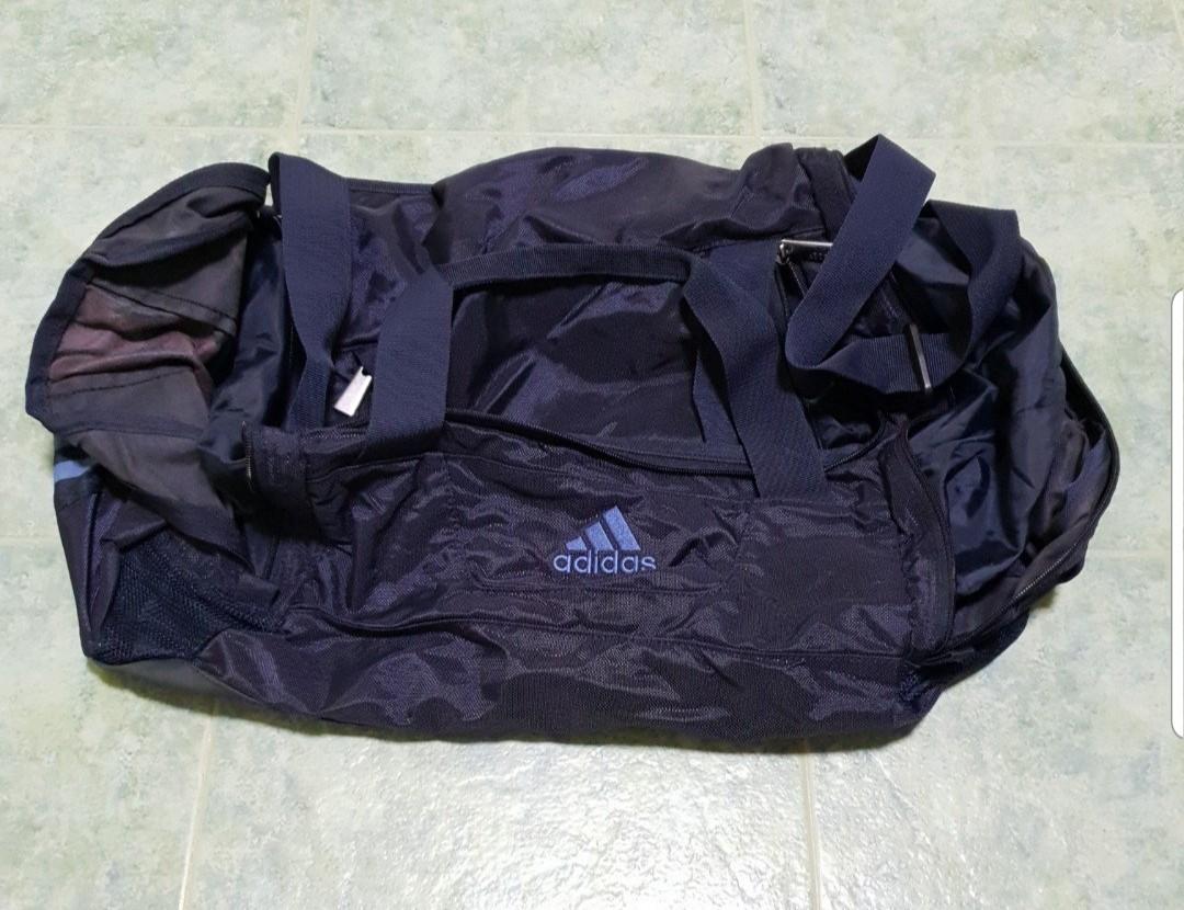 9b336611bfb444 Adidas gym bag, Men's Fashion, Bags & Wallets, Sling Bags on Carousell