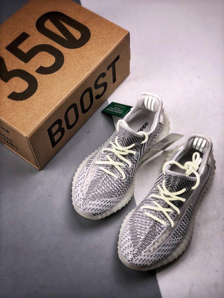 b9187a6fc Adidas Yeezy Boost 350 V2 Static Non-Reflective