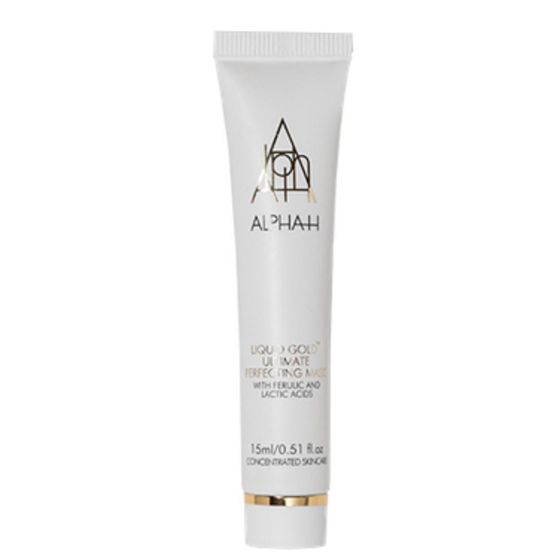 Alpha-H Liquid Gold Ultimate Perfecting Mask 15ml  BRAND NEW AUTHENTIC [PRICE IS FIRM, NO SWAPS]