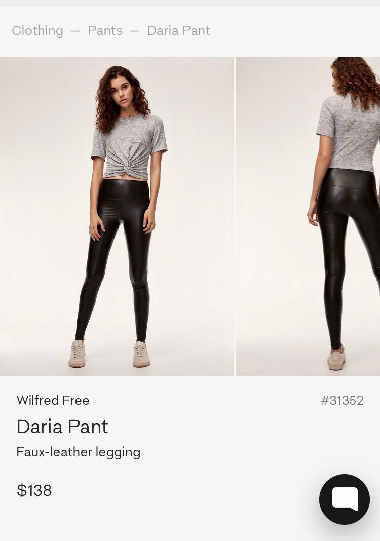 Aritzia Daria pants