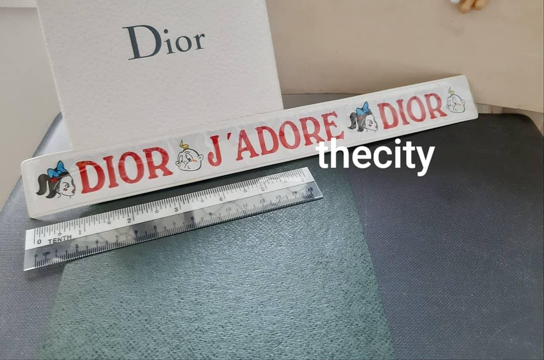 AUTHENTIC DIOR J'ADORE DIOR BRACELET- , RARE VINTAGE DESIGN - MAGNETIC  ADJUSTABLE LENGTH (FREE SIZE) - GOOD CONDITION - (BOUGHT AROUND RM 2000+) - RM 120 ONLY