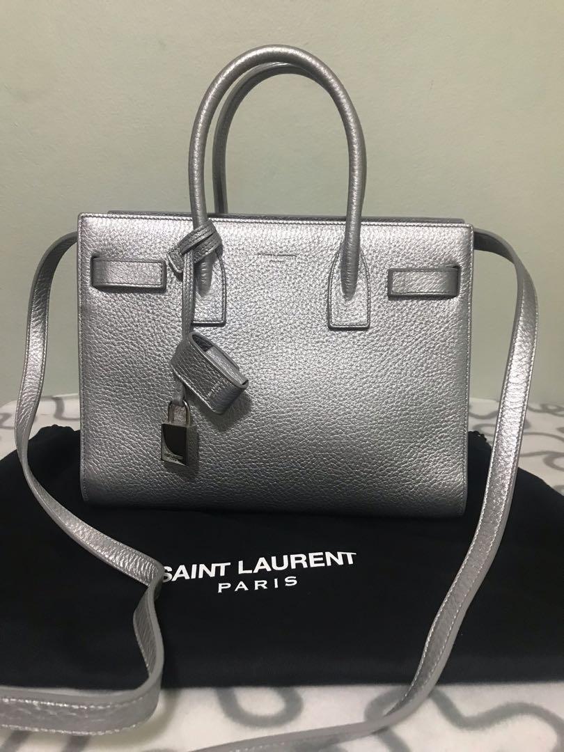Authentic Yves saint Laurent baby sac de jour RRP $3400