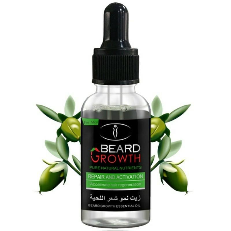 Beard Oil / Ubat jambang  original