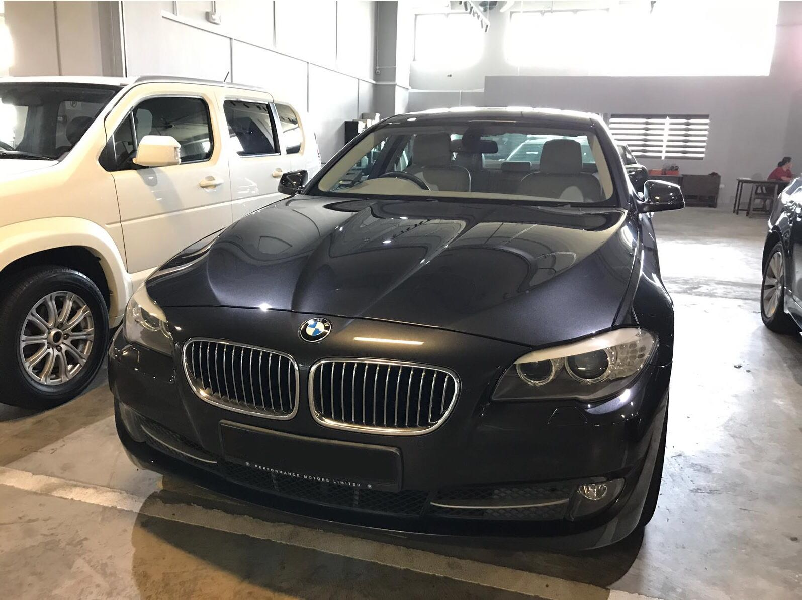 Bmw 523i Cars Vehicle Rentals On Carousell
