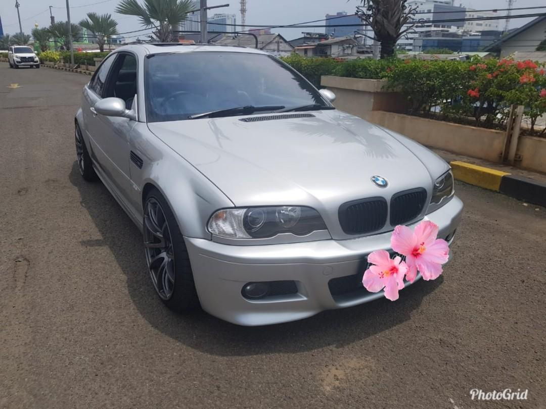 BMW M3 at 2005, KM Low Antik 51 Ribu On Going,Cuma ada 7 Di Indonesia