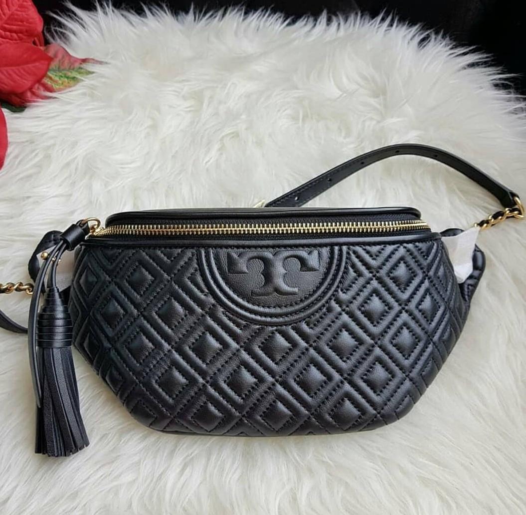 ac2f816e86ec BN Authentic Tory Burch Fleming Belt Bag