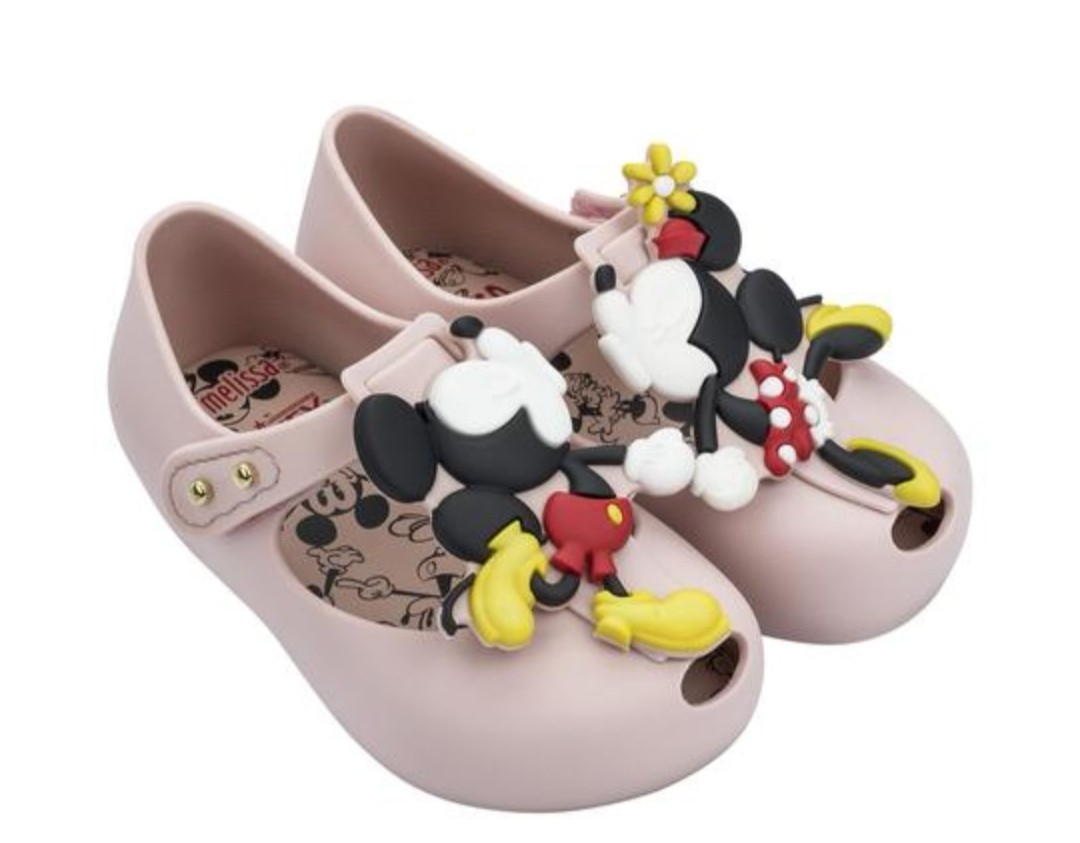 b2488bb6e BNIB Mini Melissa Ultragirl Disney Twins US11, Babies & Kids, Girls ...