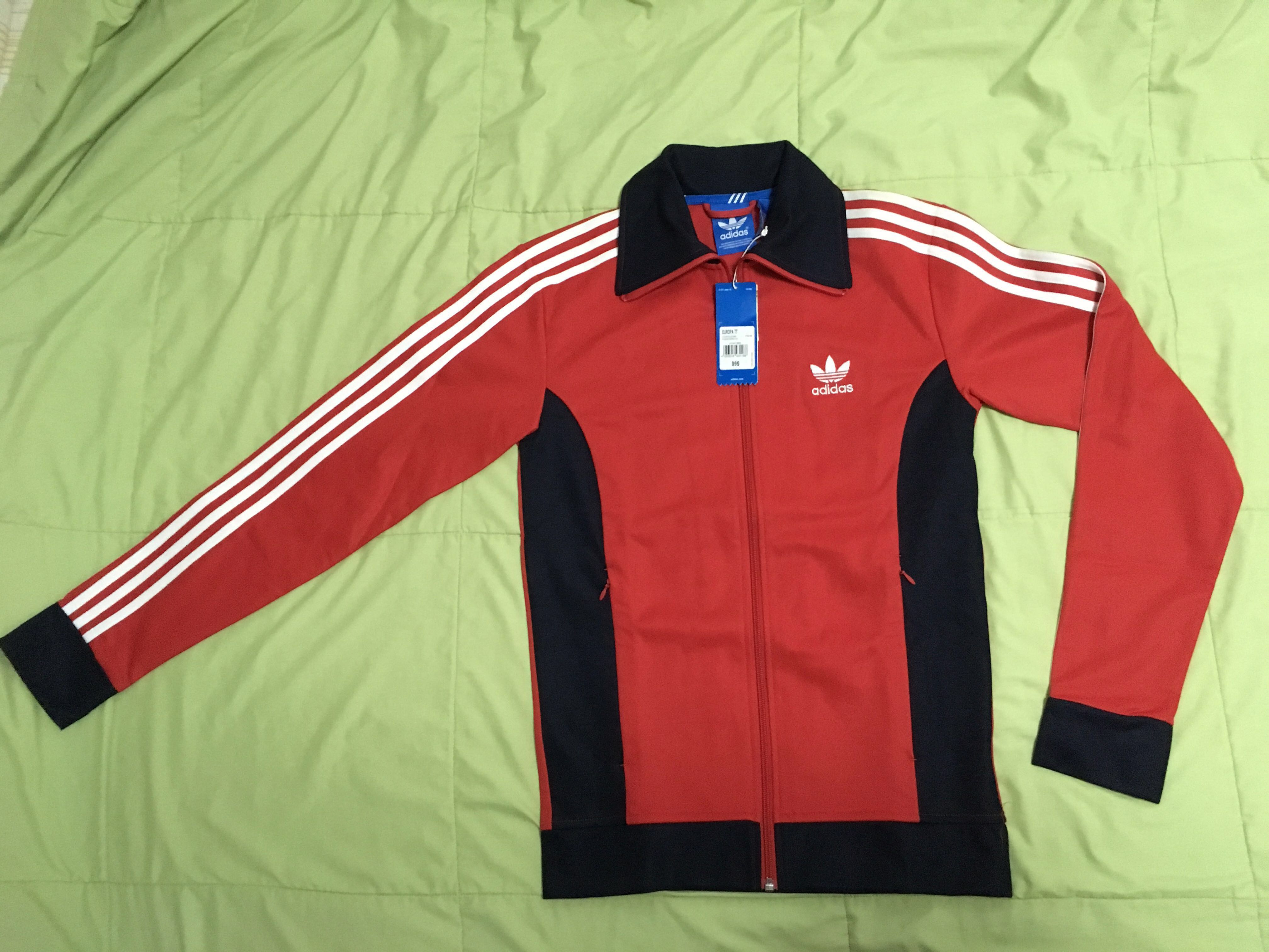 68e085111517 Brand New With Tag Adidas Europa TT Jacket