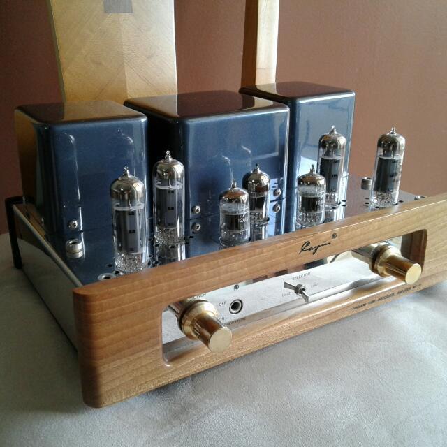 Cayin MT-12 Tube Amp (EL84), Electronics, Audio on Carousell