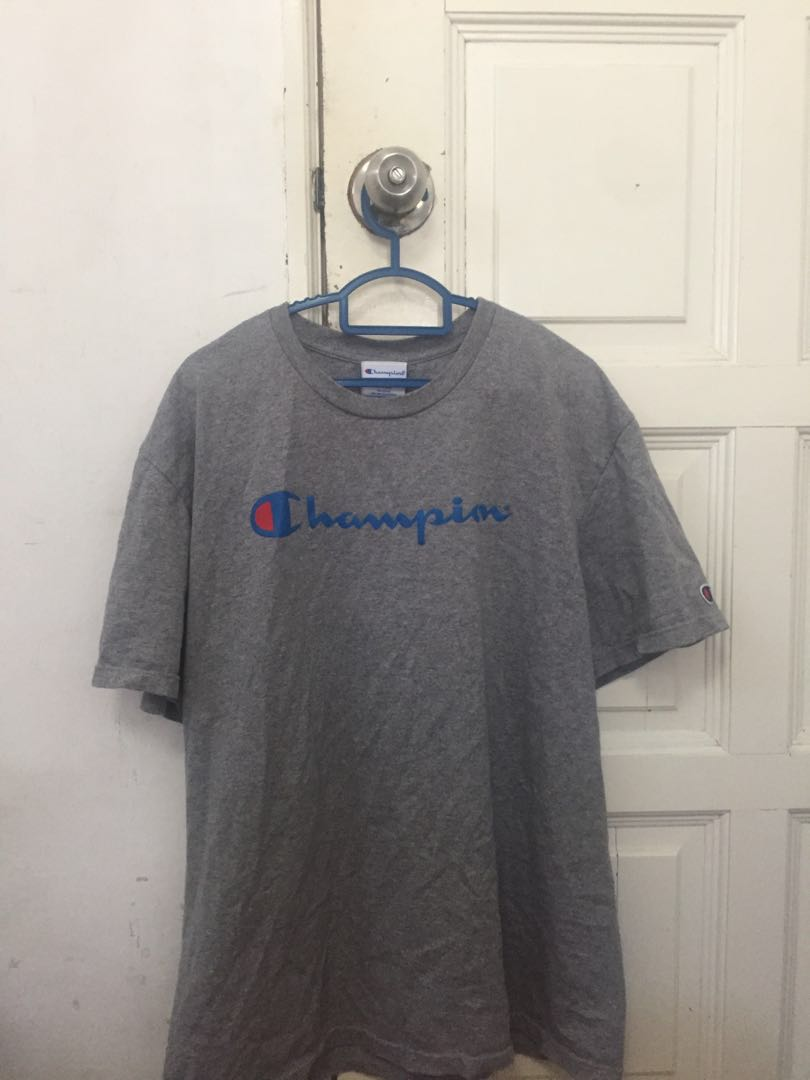 666a10a76 Champion, Men's Fashion, Clothes, Tops on Carousell