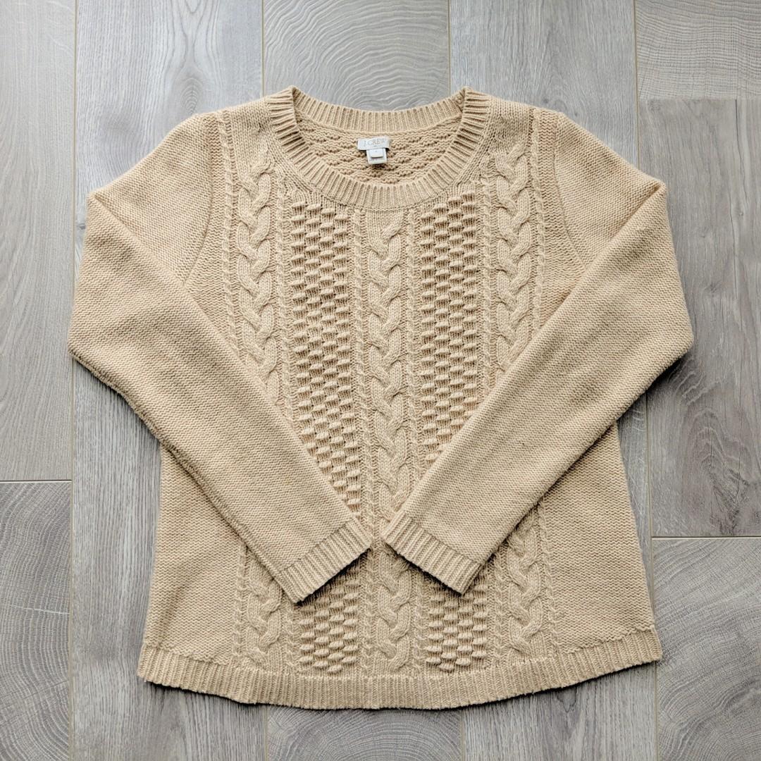 Cozy JCrew knit