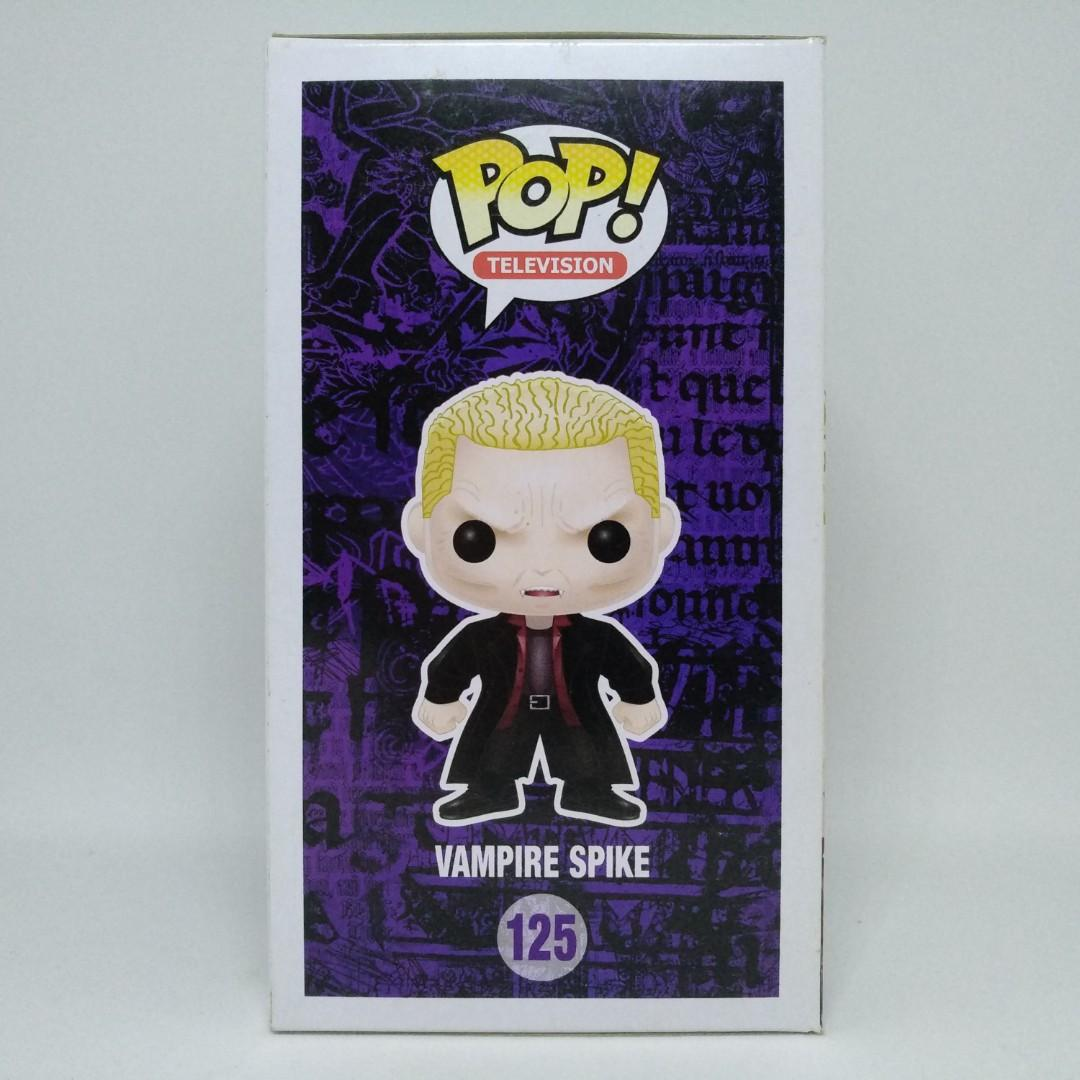 FUNKO POP! VAMPIRE SPIKE CHASE