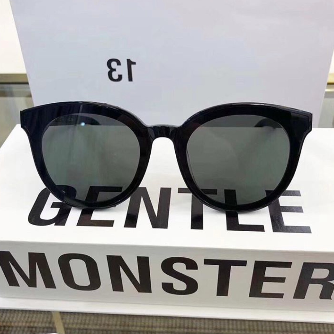 86a0cf088a Gentle Monster black peter