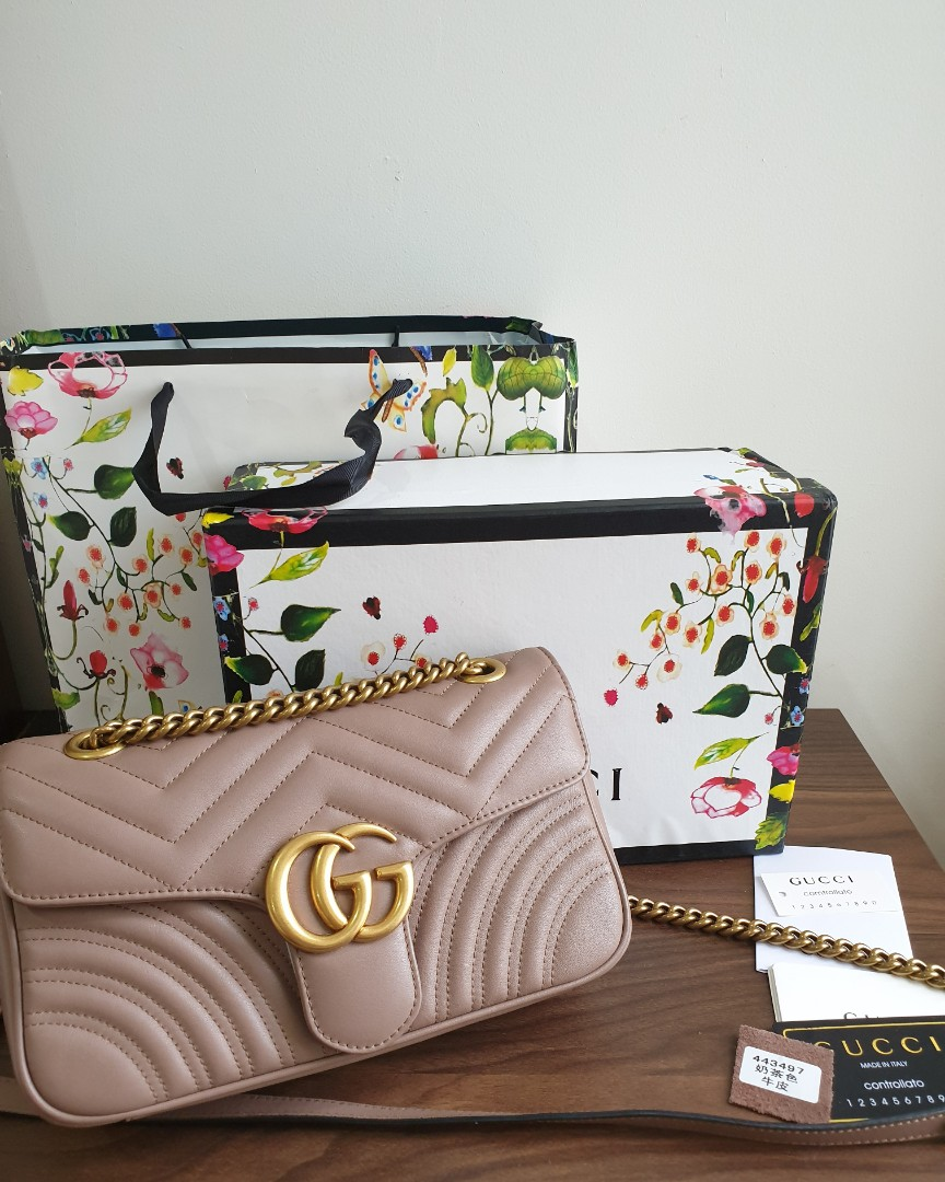 771226cfd4bc Gucci marmont 26cm