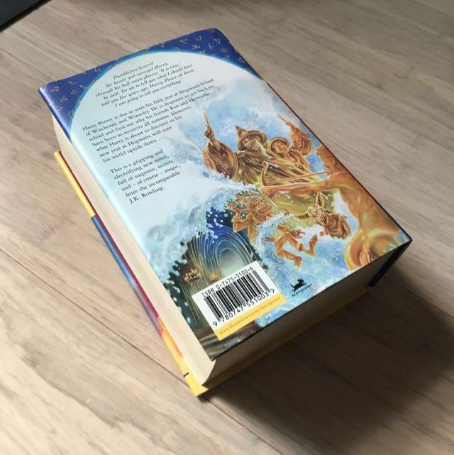 Harry Potter and Order of Phoenix (hardback 2003 print)