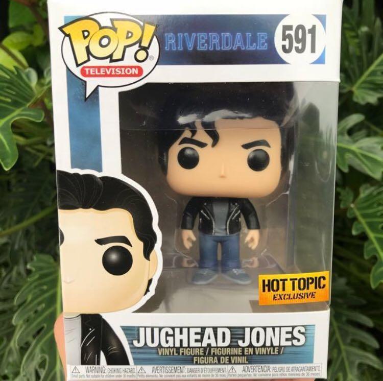 Jughead Jones Exclusive Pop Vinyl Riverdale #1