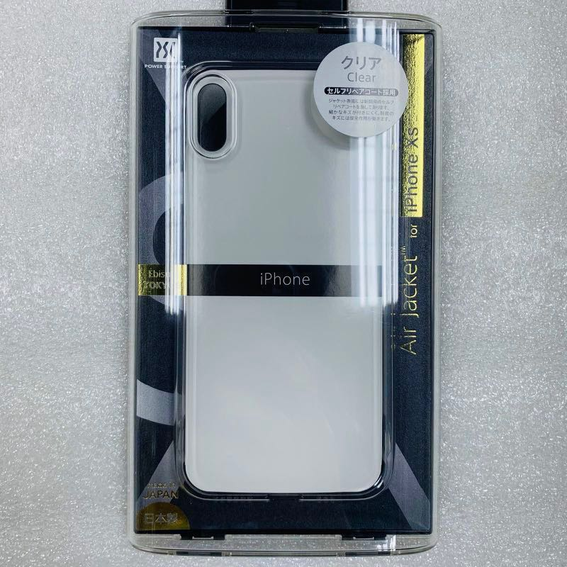 new arrival 6fd92 86700 [iPhone XS] Power Support Air Jacket PSAJ for iPhone XS