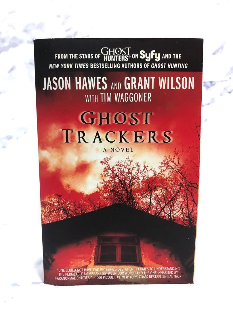 ghost trackers hawes jason wilson grant waggoner tim