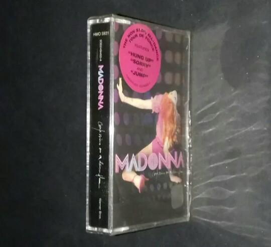 Kaset / Cassette MADONNA - Confessions
