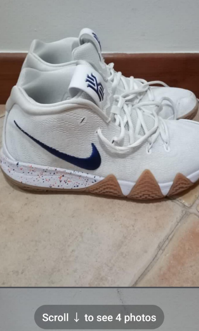 new product 010c8 17b3f KYRIE 4 basketball shoe