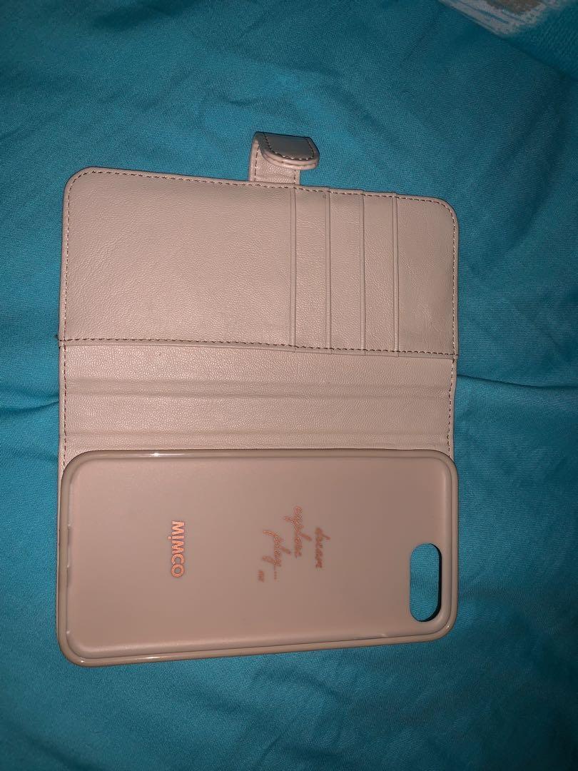 Mimco phone case iPhone 8+