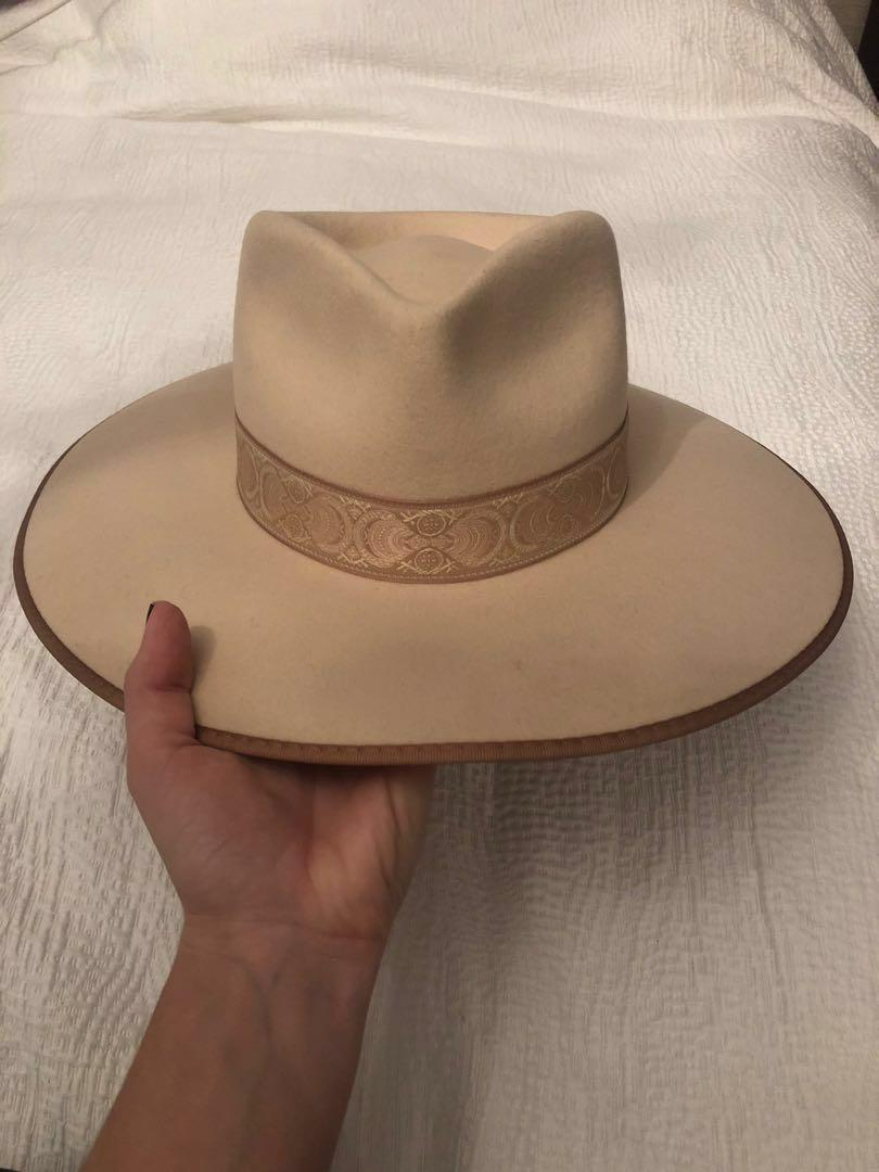 New Lack of colors Ivory rancher special hat in size M (57 cm)