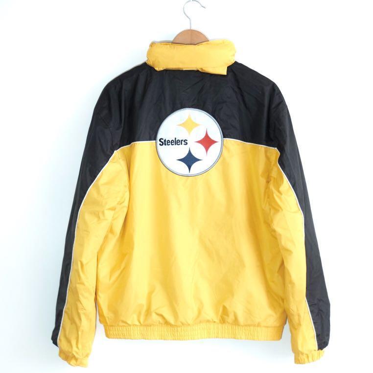 NFL Steelers reversible jacket