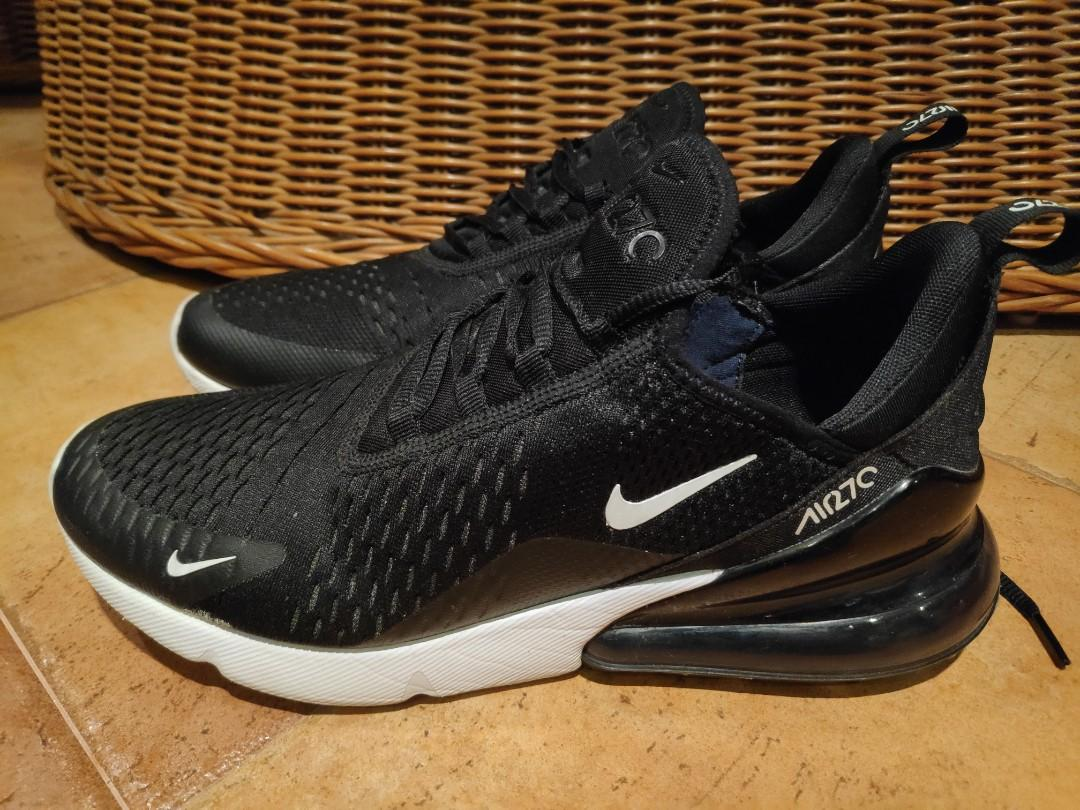 buy best affordable price lowest price Nike Air Max 270 (Like New!) US 10.5 on Carousell