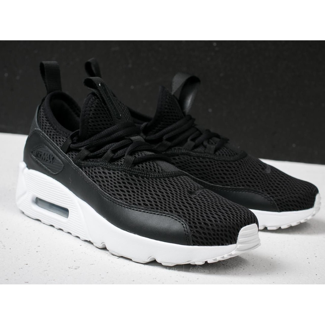 reputable site faf6c f4934 Nike Air Max 90 EZ BLACK WHITE - BRAND NEW, Men's Fashion ...