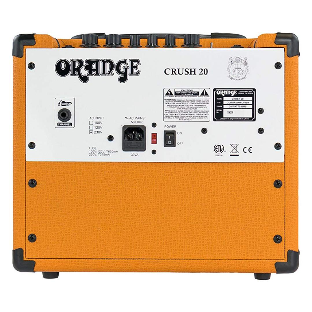 Orange Crush 20 20W guitar amplifier (in stock) (limited time)