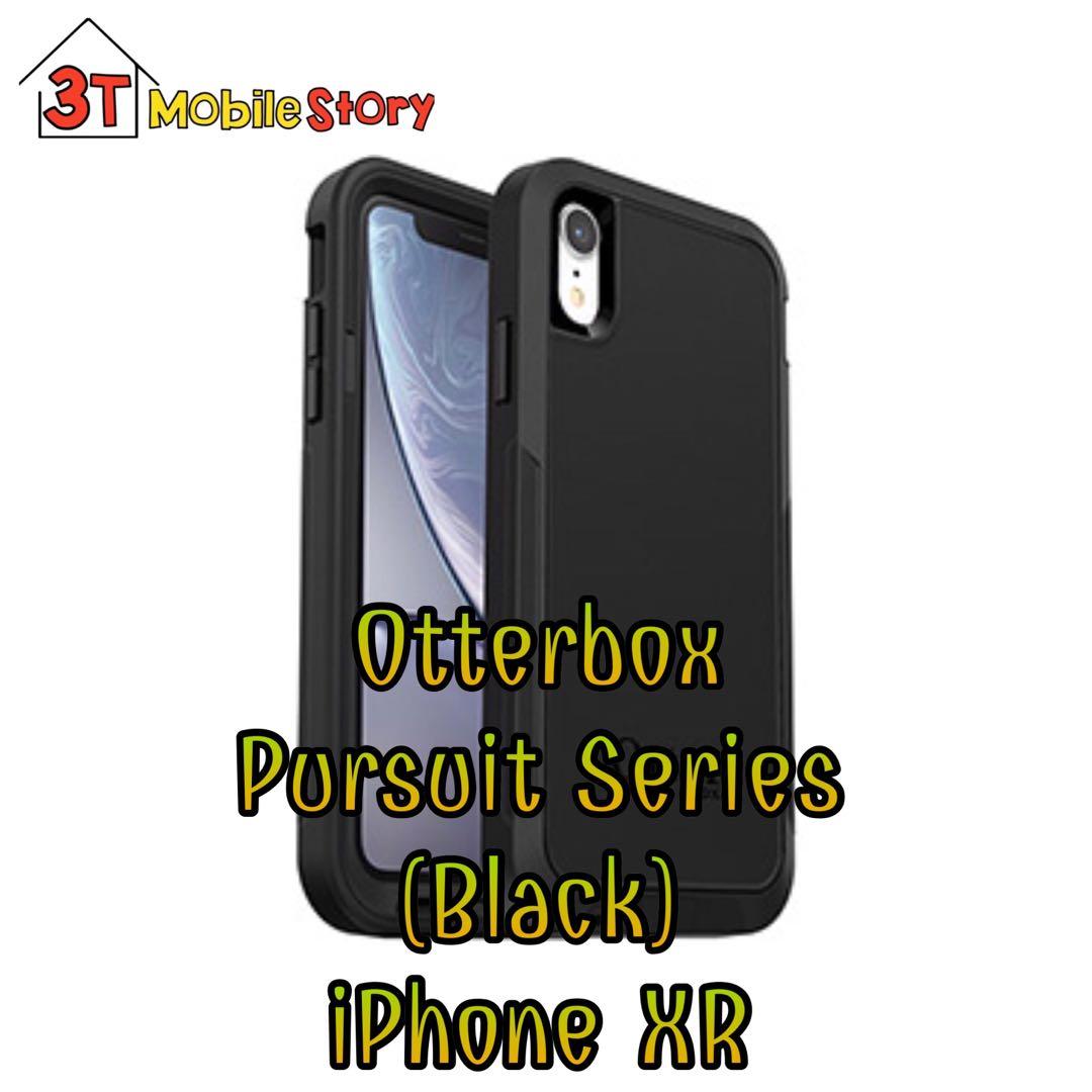wholesale dealer f424a 0535f Otterbox Pursuit Series (Black) for iPhone XR