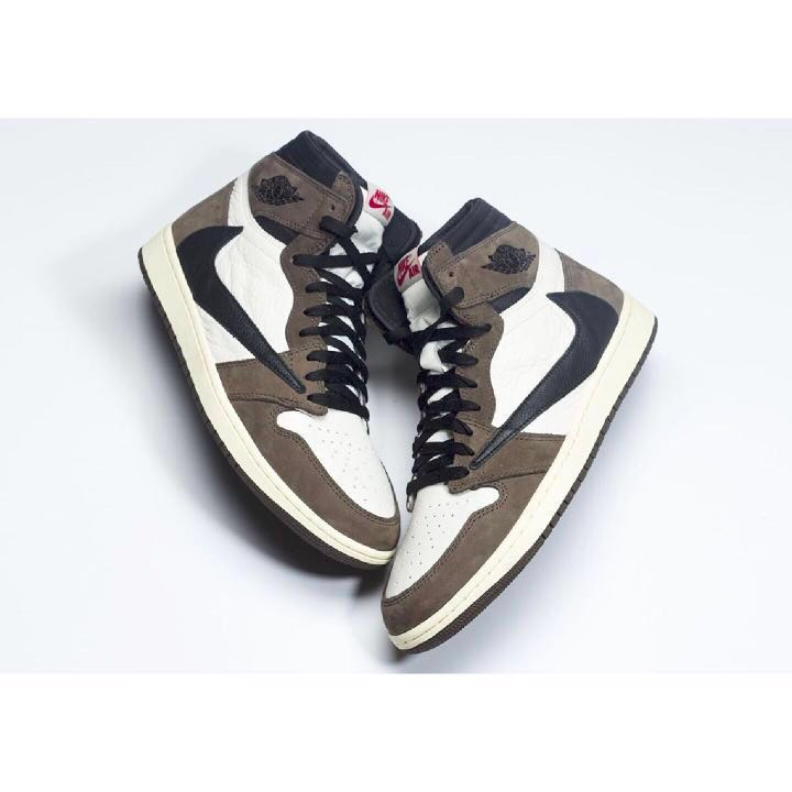 PO  Confirmed Pairs Air Jordan 1 Retro High OG x Travis Scott Pre-Order ff990c1ad