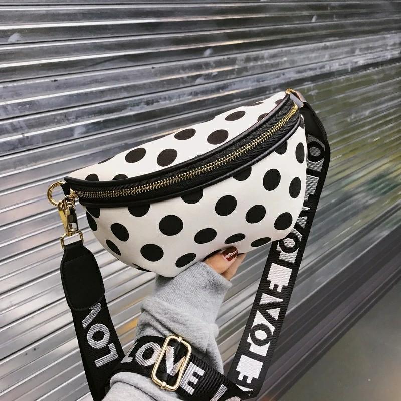 pokka dot side sling