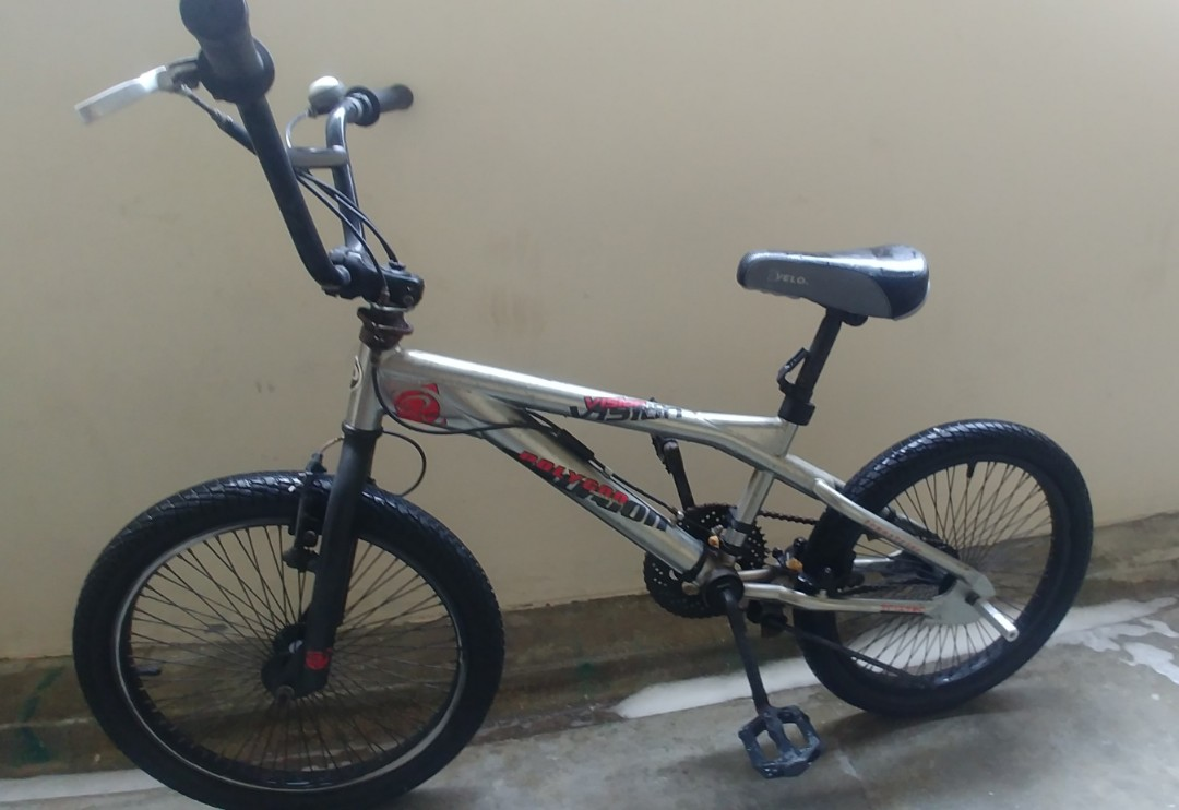 Polygon Bmx Bike Bicycles Pmds Bicycles Road Bikes On Carousell