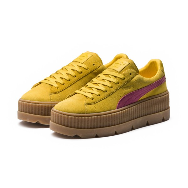 db843435d3a Puma fenty cleated creeper