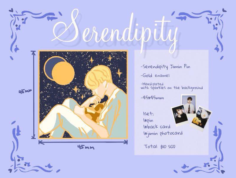 Serendipity Jimin