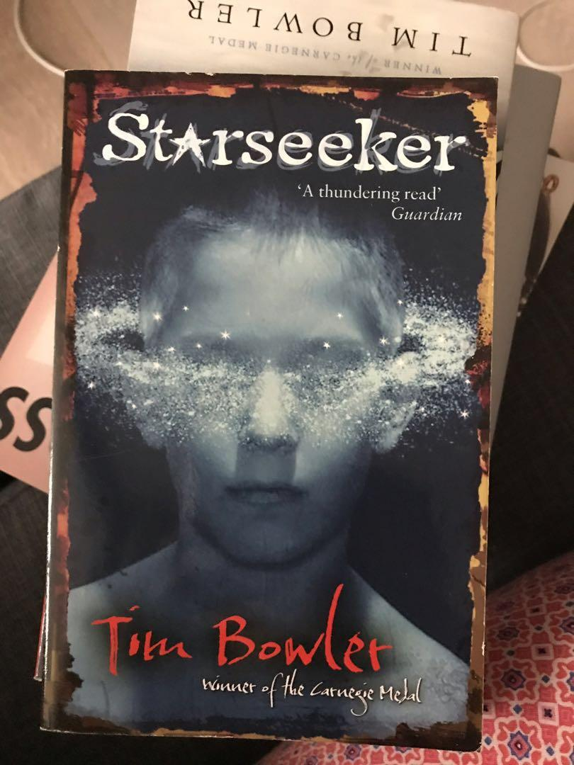 Starseeker by Tim Bowler