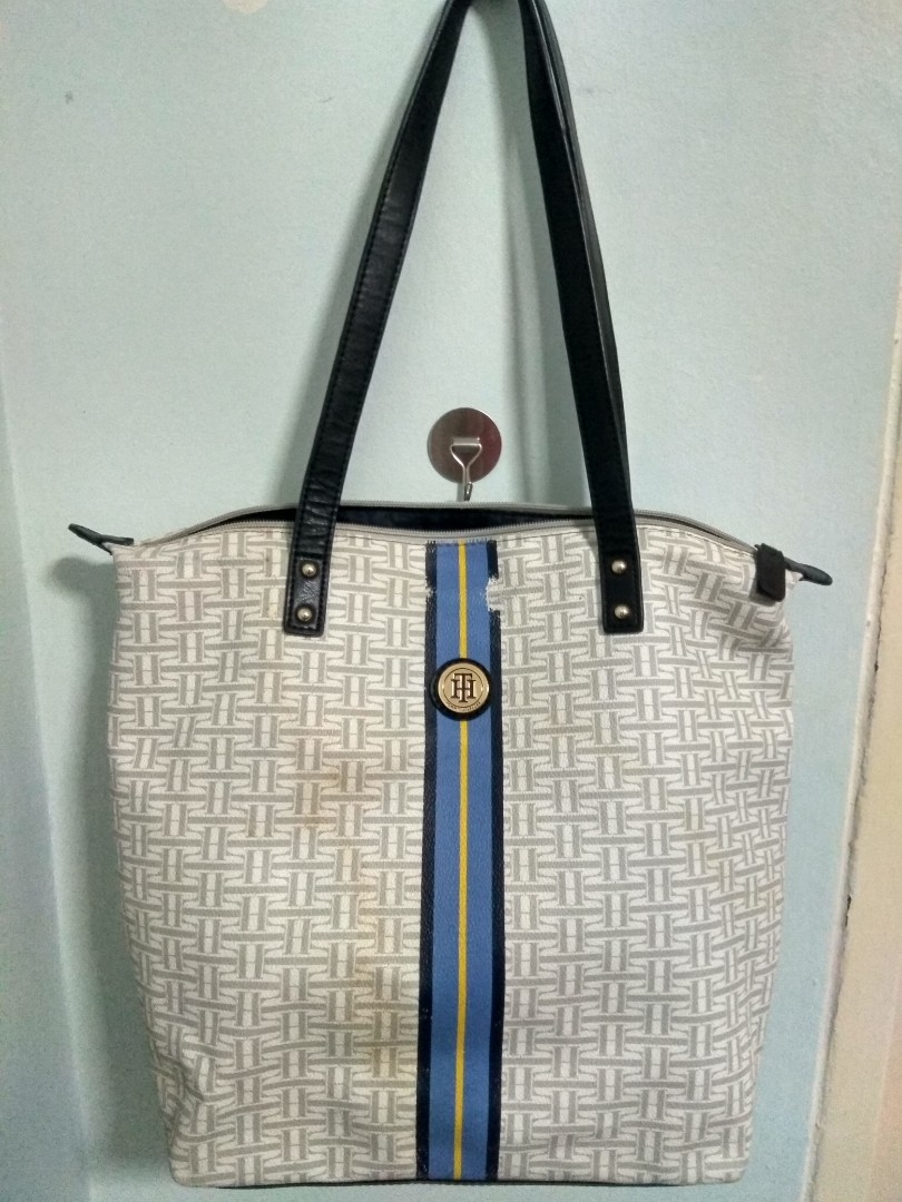 Tote Bag Authentic TOMMY HILFIGER 930ef3ae36821