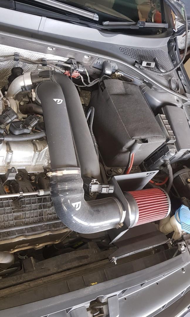Unitronic cold air intake mk7 golf 1 4, Car Accessories