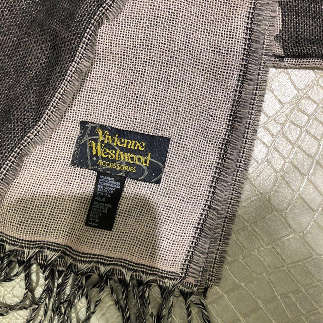 Vivienne westwood圍巾