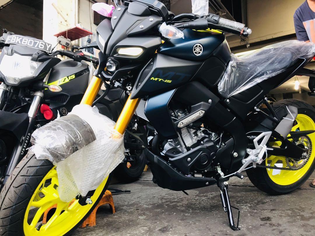Yamaha MT-15 2019 Model (New), Motorbikes, Motorbikes For