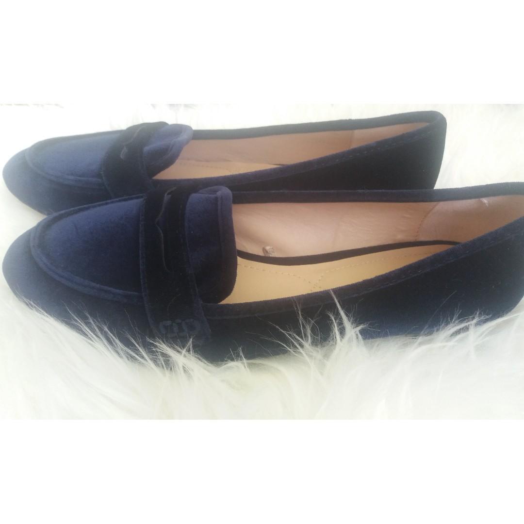 Zara flats loafers ballets