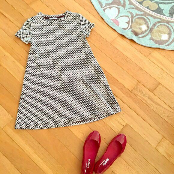 ZARA Winter Fall collection Dress