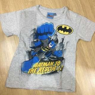 Batman grey tshirt