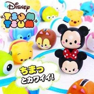 🚚 [現貨]新款迷你系列-Disney迪士尼正版(限定版本)tsumtsum公仔 Tsumtsum 特別版 疊疊樂洗澡公仔