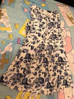 Zalora One piece dress (90% new)